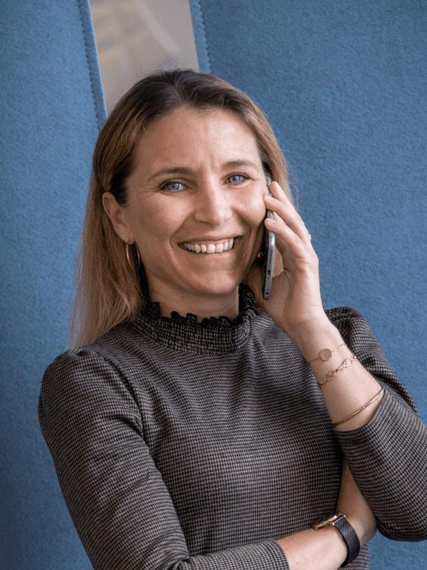 Leslie - Conseillère immobilier agence immobilière à pau - Pierre Conchez Immobilier