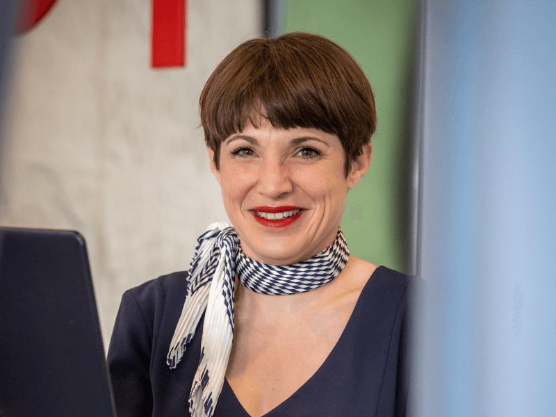 Delphine - Conseillère immobilier agence immobilière à pau - Pierre Conchez Immobilier