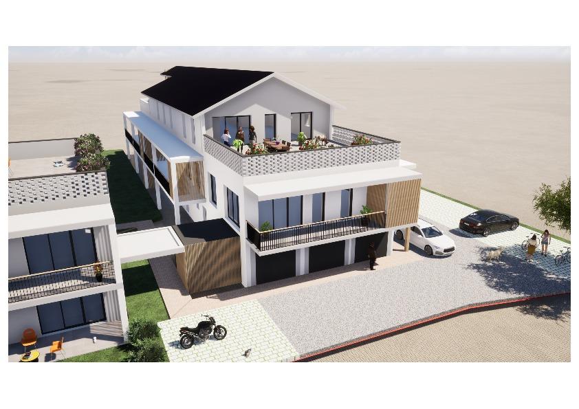 Appartement neuf à vendre - Pau 2 pièces 46.10 m² 126 000€