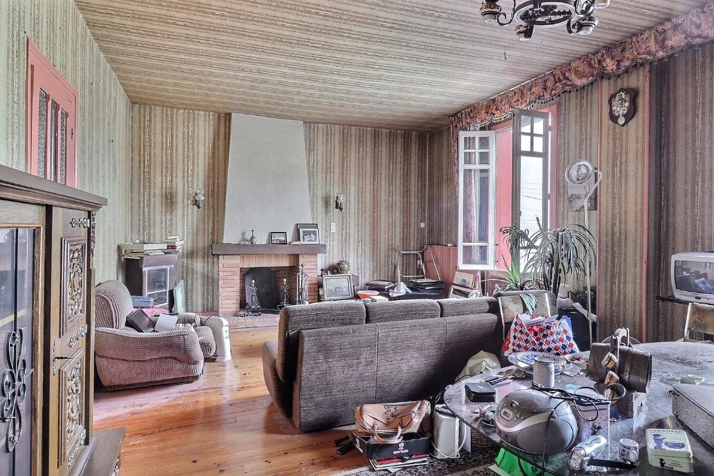 Grand appartement à rénover à Pau - 99 500€