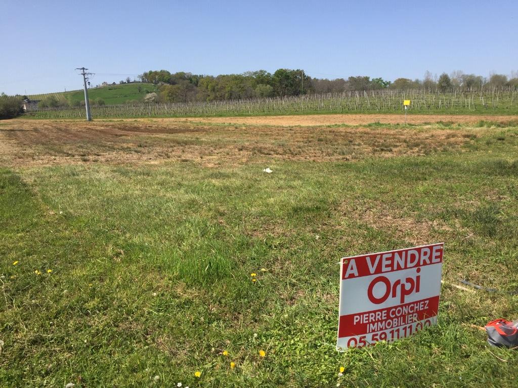 Terrain à vendre à Monein de 1 787m² au prix de 92 650€. Agence immobilière à pau Pierre conchez immobilier