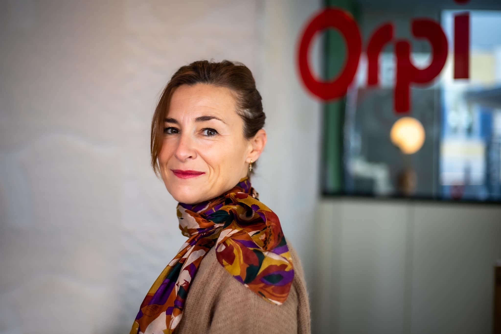 Cécile - Conseillère immobilier agence immobilière à pau - Pierre Conchez Immobilier