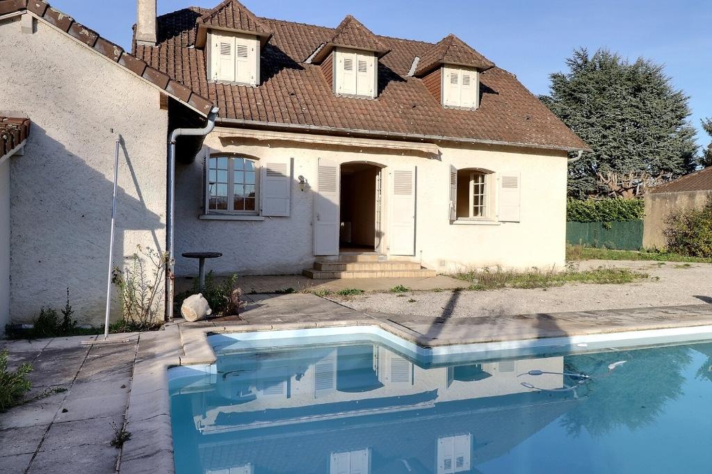 Bizanos – Maison 6 pièces 144 m² 399 375€ - Agence immobilière pau - Pierre Conchez Immobilier