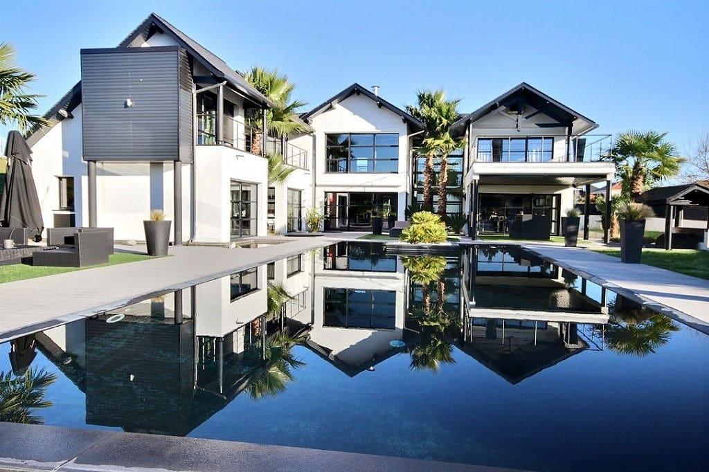 Lons – Maison 6 pièces 300 m² 1 300 000€ - Agence immobilière Pau - Pierre Conchez Immobilier