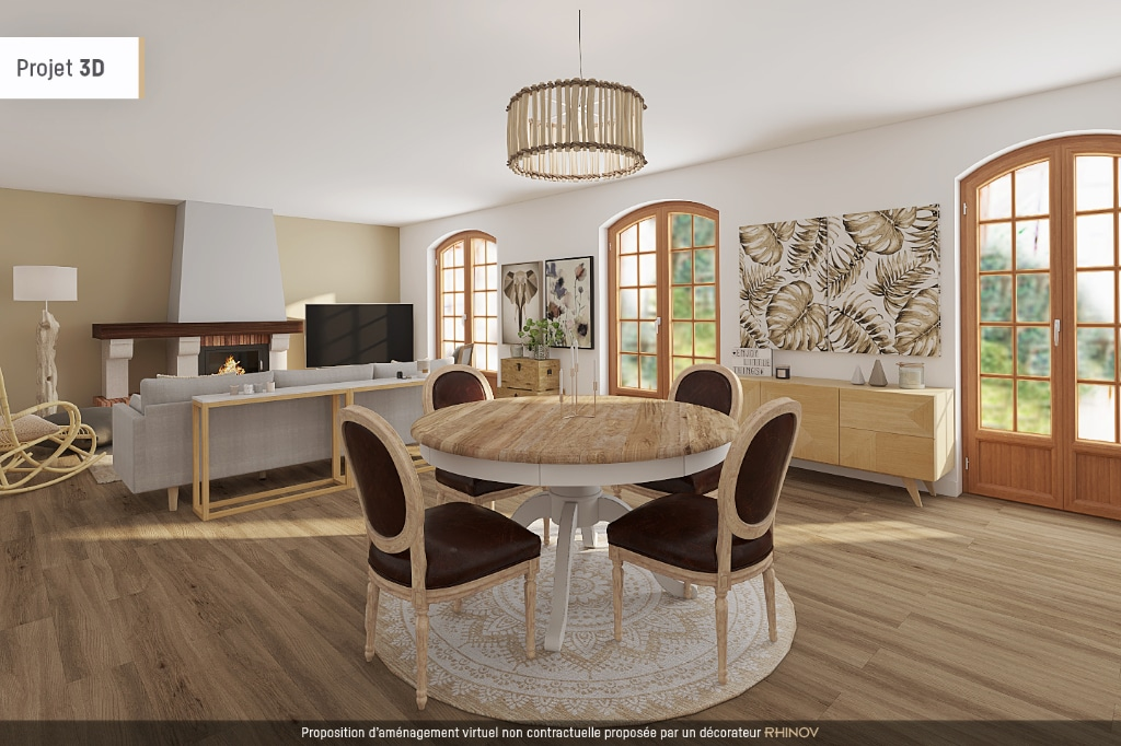 Morlaas - Maison 10 pièces 300 m² 446 800€ - Agence immobilière pau - Pierre Conchez Immobilier