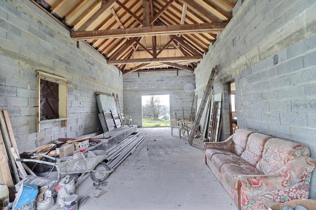 Morlanne – Grange 2 pièces 105 m² 152 000€