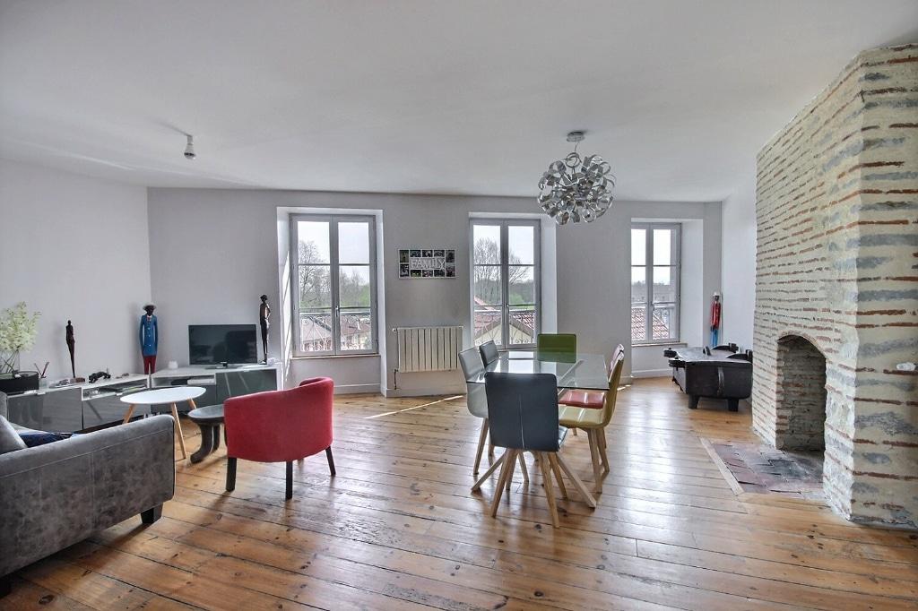 Pau – Appartement 3 pièces 76 m² 174 000€