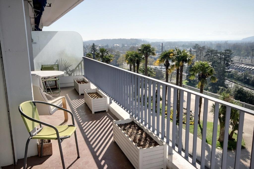 Pau – Appartement 3 pièces 86 m² 319 500€ - Agence immobilière Pau - Pierre Conchez Immobilier