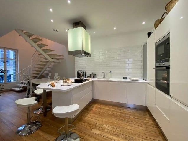 Pau – Appartement 5 pièces 120 m² 285 000€ - Agence immobilière pau - Pierre conchez immobilier