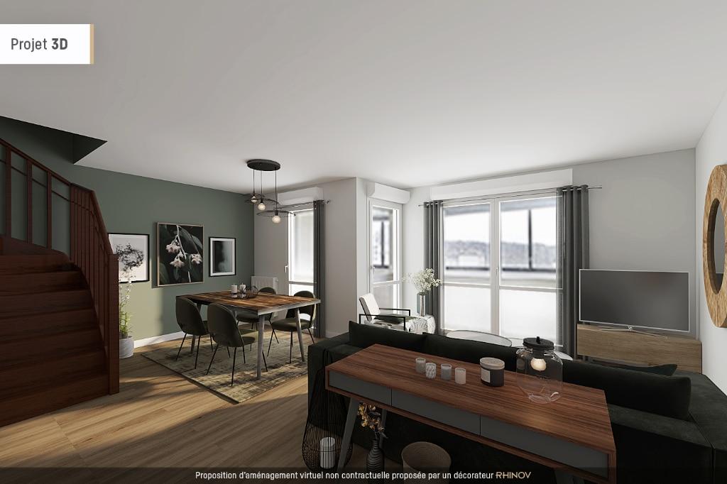 Pau – Appartement 5 pièces 87 m² 202 350€