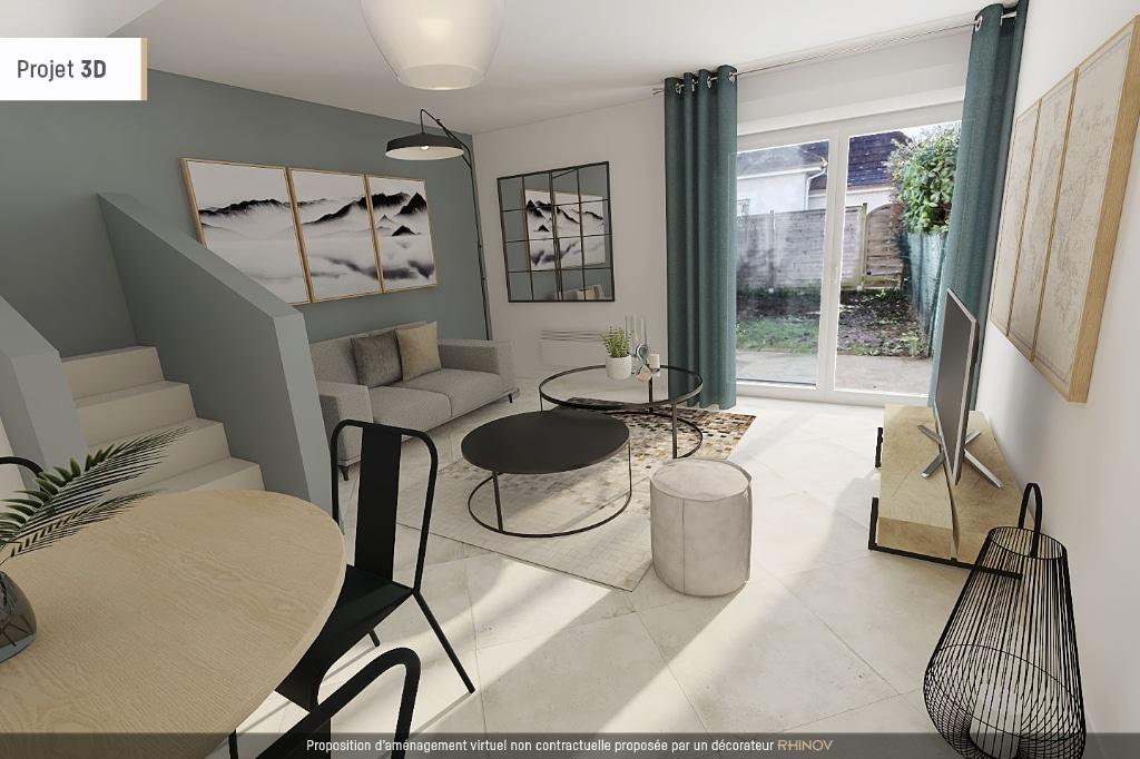 Pau – Maison 3 pièces 72 m² 178 000€