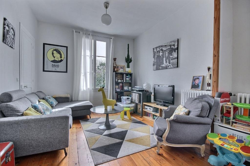 Pau – Maison 4 pièces 90 m² 279 000€ - Agence immobilière pau - Pierre conchez immobilier