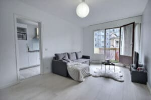Pau - Appartement 2 pièces 48m² loué à vendre au prix de 114 500€ - Agence immobilière pau - Orpi Pierre Conchez Immobilier