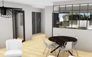 Pau Hyper Centre - Appartement neuf 3 pièces 99 m² 440 000€ - Agence immobilière pau - Pierre Conchez Immobilier
