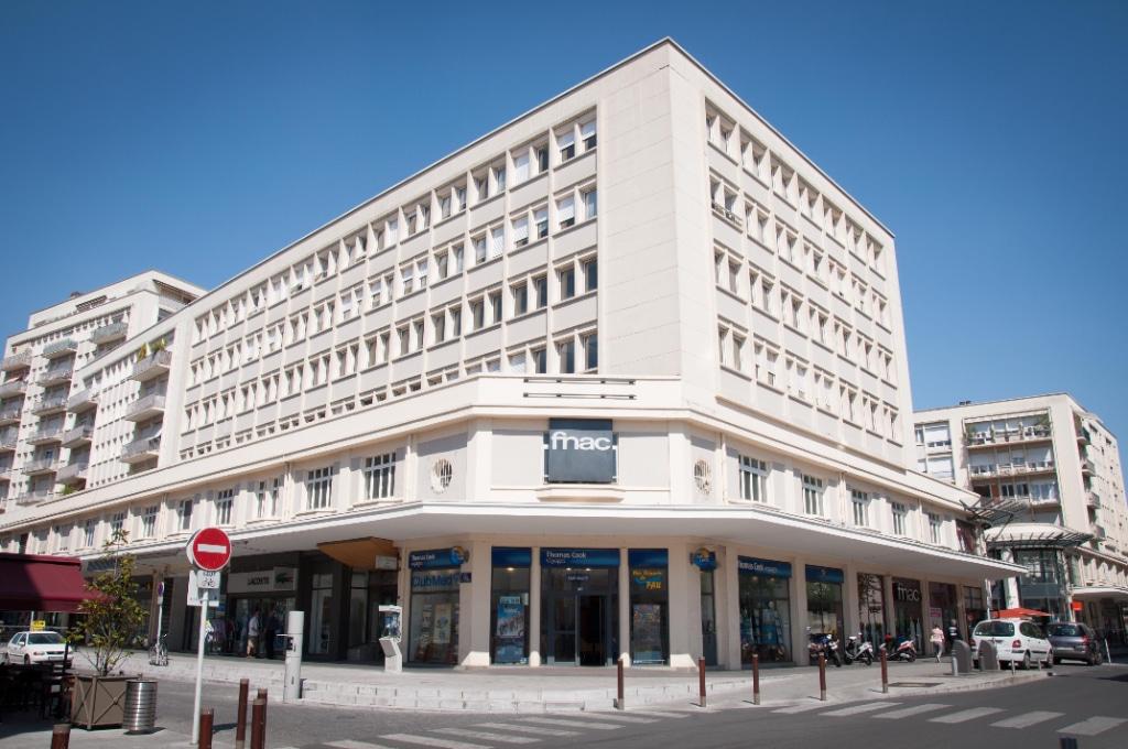 Pau Place Clémenceau -Ensemble de bureaux 180 m² 380 000€ - Agence immobilière pau - Pierre Conchez Immobilier