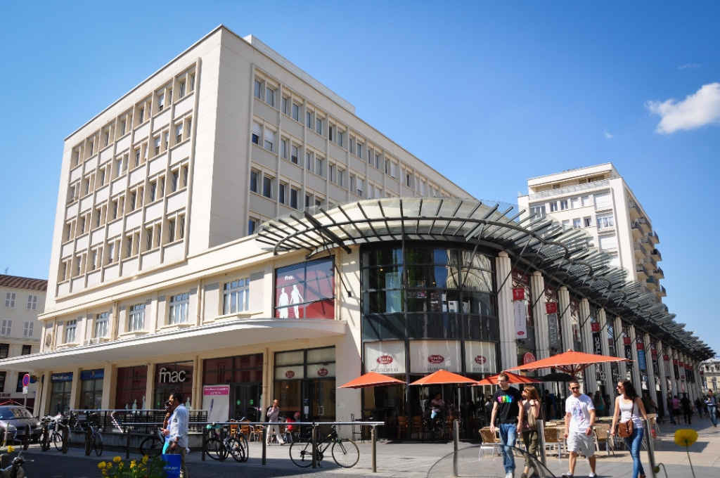 Pau Place Clémenceau - Ensemble de bureaux 180 m² 420 000€ - Agence immobilière pau - Pierre Conchez Immobilier