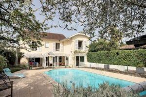 Pau Quartier Saint Joseph - Maison 6 pièces 180 m² 580 000€ - Agence immobilière pau - Pierre Conchez Immobilier
