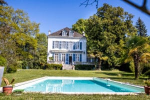 Pau Trespoey - Demeure de Prestige 9 pièces 290 m² 1 300 000€ - Agence immobiliere Orpi Pau Pierre conchez immobilier