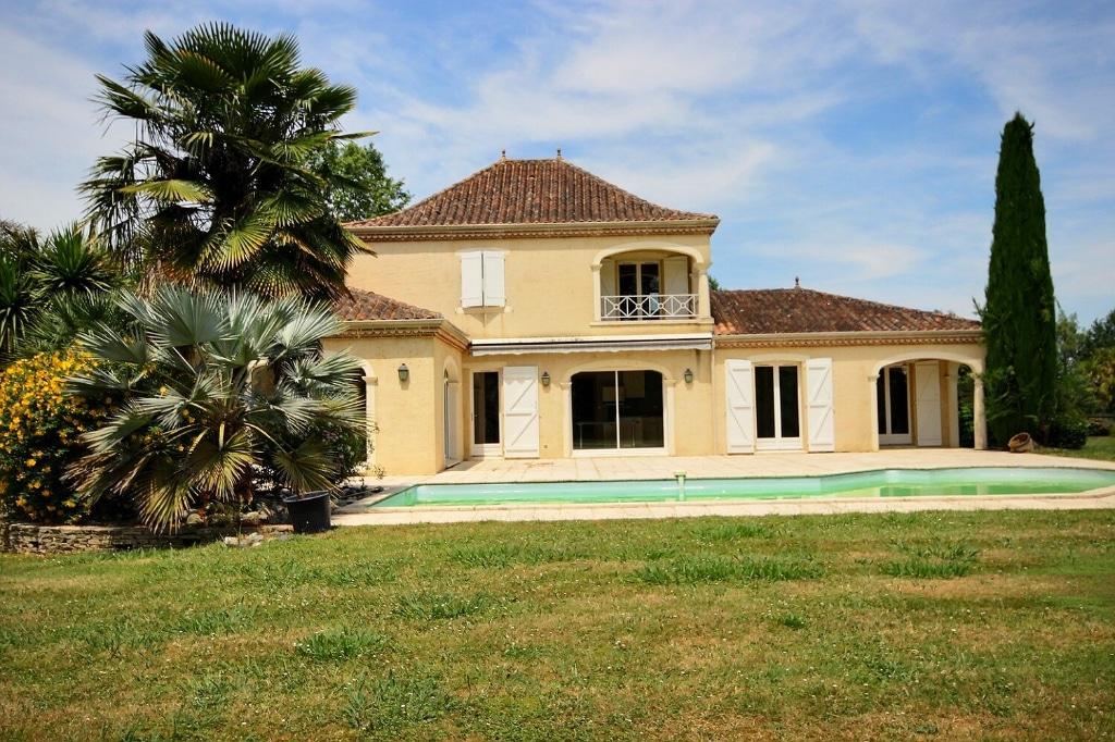 Idron - Maison 6 Pièces 200 m² 735 000€ - Pierre Conchez Immobilier