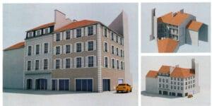 Pau Verdun - Immeuble 768 000€ - Orpi Pierre Conchez Immobilier