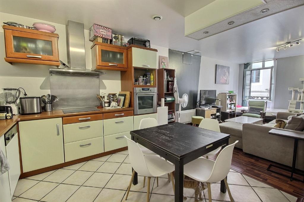 Pau Hyper Centre - Appartement 2 pièces 67 m² 125 000€ - Orpi Pierre Conchez Immobilier
