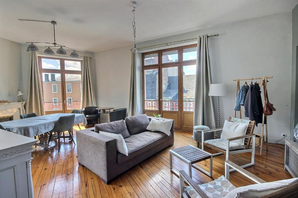 Pau Hyper Centre - Appartement 3 pièces 79 m² 188 000€ - Orpi Pierre Conchez Immobilier