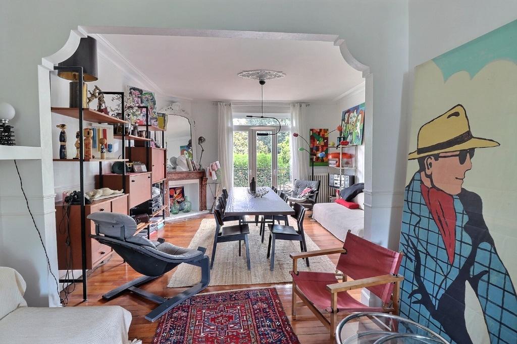 Pau Quartier Trespoey - Maison 6 pièces 200 m² à vendre 535 000€ - Orpi Pierre Conchez Immobilier