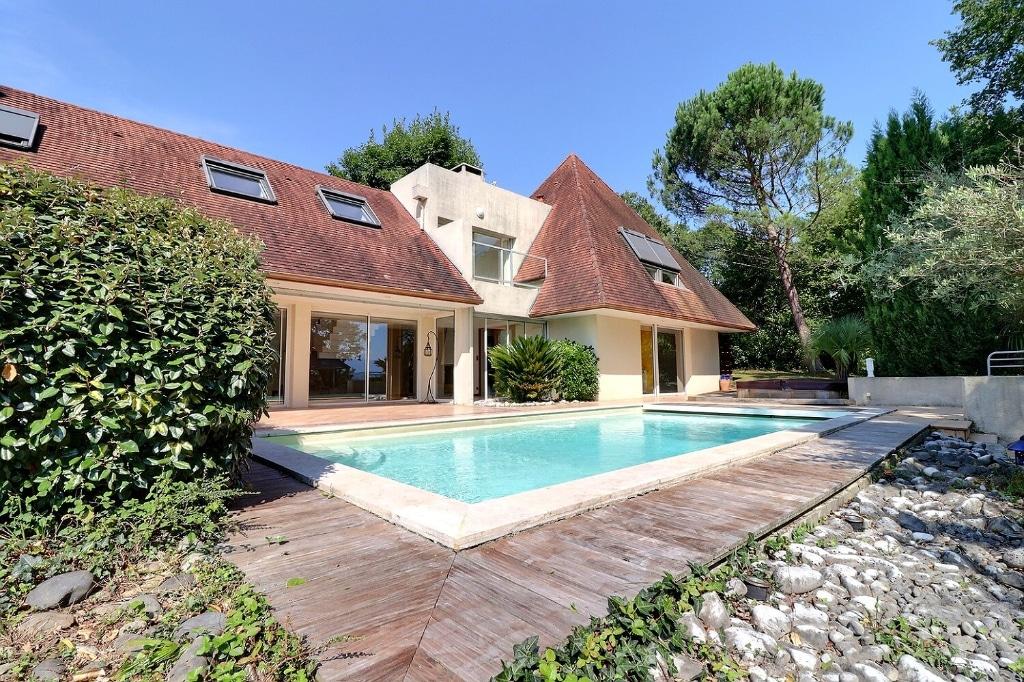 Maison pau 6 chambres 183m² à vendre 643 000€ agence immobilière orpi pierre conchez